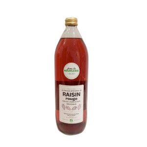 raisin rouge 1 litre