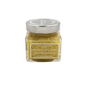 moutarde citron