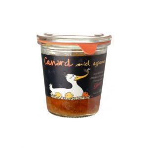 canard au miel